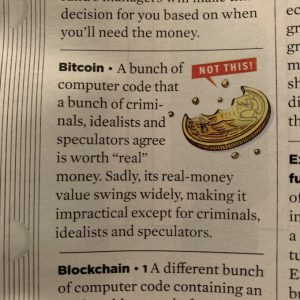 AARP description of bitcoin