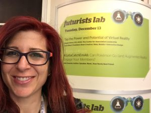 Layla Masri's Virtual Reality Session at ASAE Tech 16