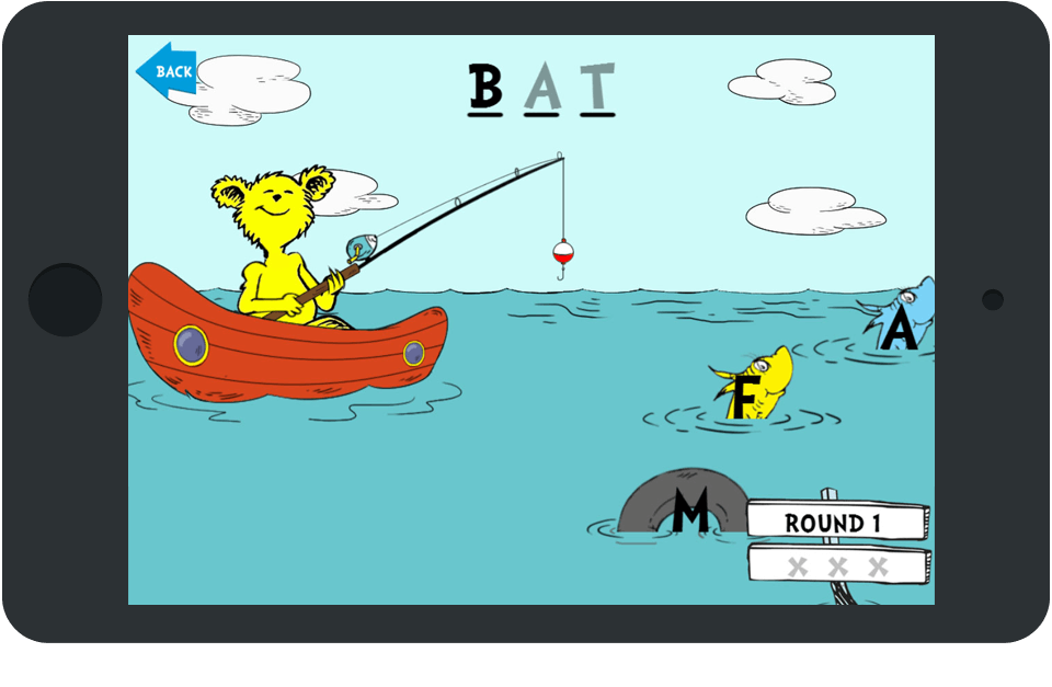 Fishing with ABCs