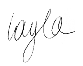 layla_signature-firstname-only