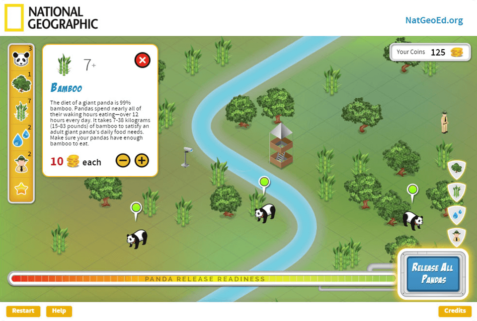panda-game