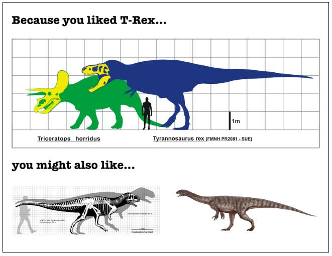 t rex taxonomy